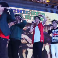 Hello I Love You (Live) - Chicser