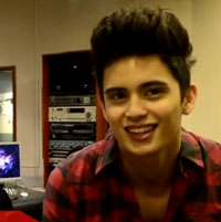 "James Reid talks about the story of ""Alam Niya Ba"""