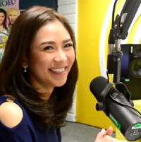 Exclusive, Fun Expressions Radio Tour - Sarah Geronimo