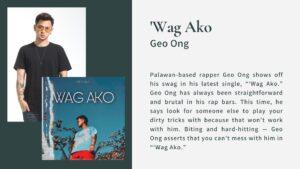 Wag Ako Geo Ong