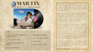 """Martin"" by Martin Nievera"