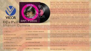 """DJ's Pet"" by Sharon Cuneta"